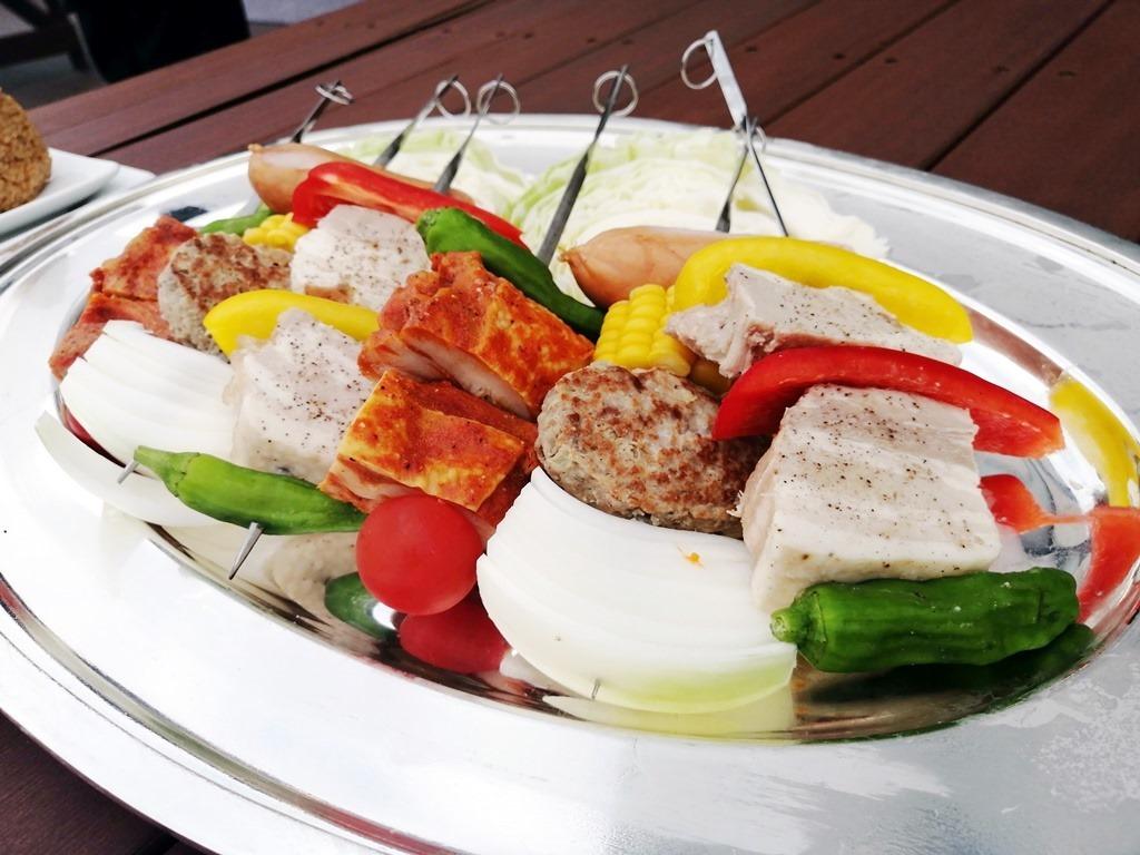 BBQ串&牛肉etc