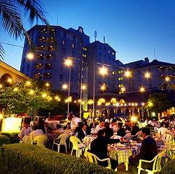 長崎インターナショナルホテル 南国ビアガーデン